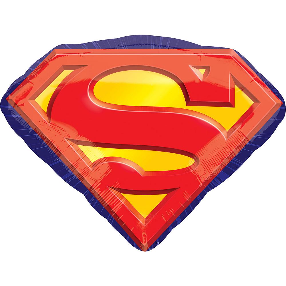 Superman Balloon - Emblem Image #1
