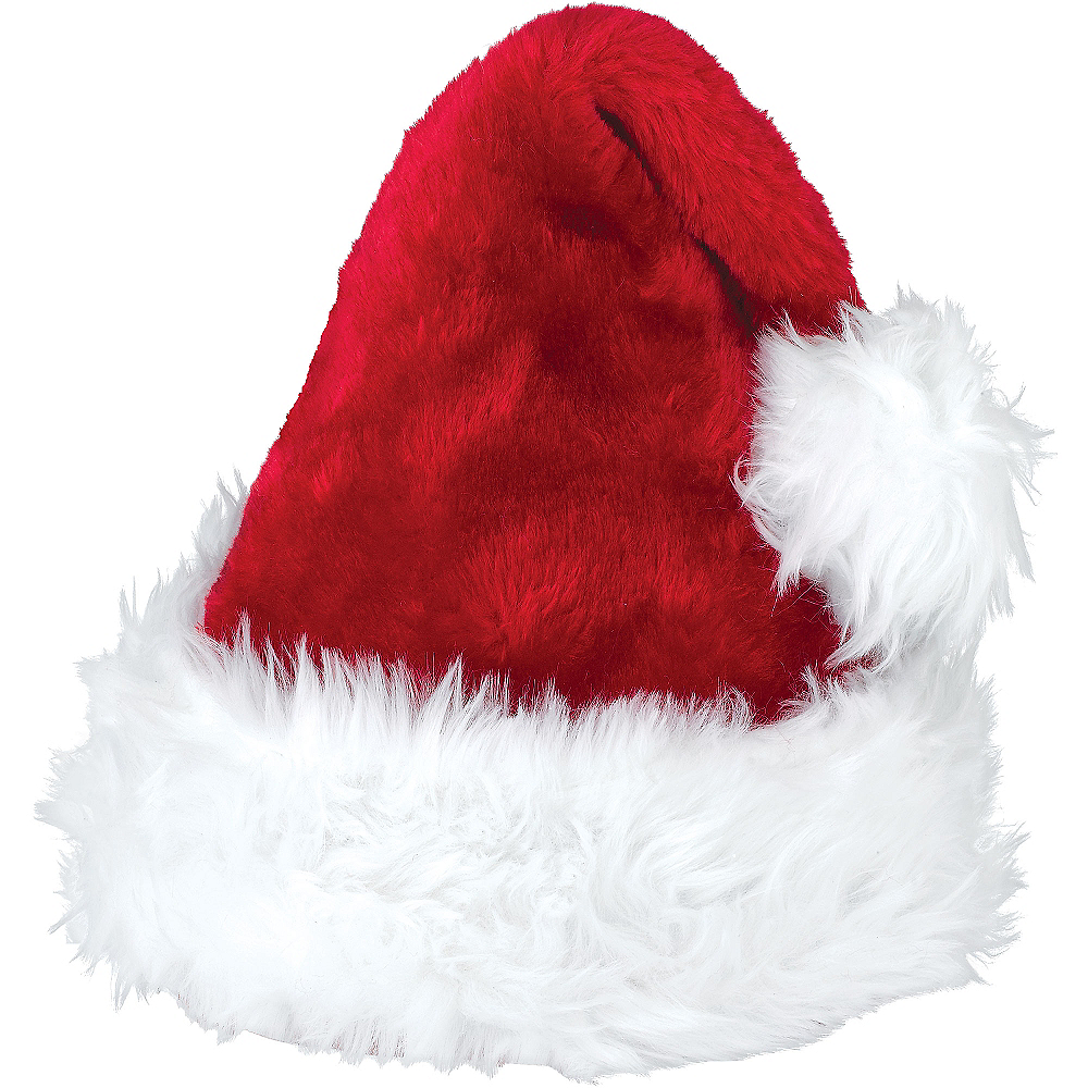 3ce4ccbcb1744 Nav Item for Deluxe Santa Hat Image  1 ...