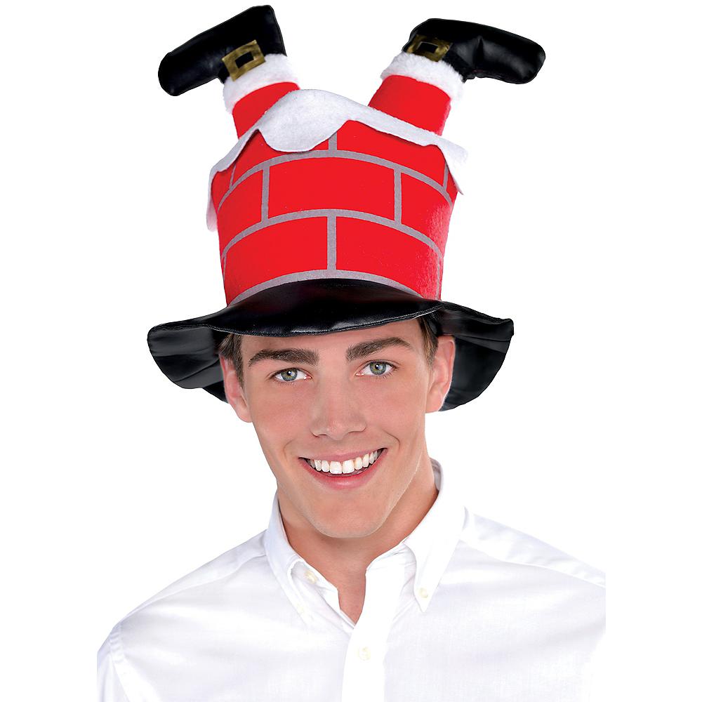 Santa Chimney Hat Image #2