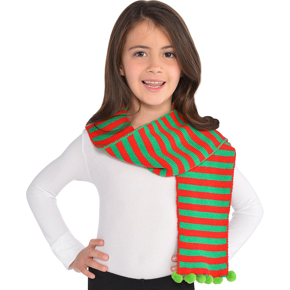 Child Elf Scarf Image #2