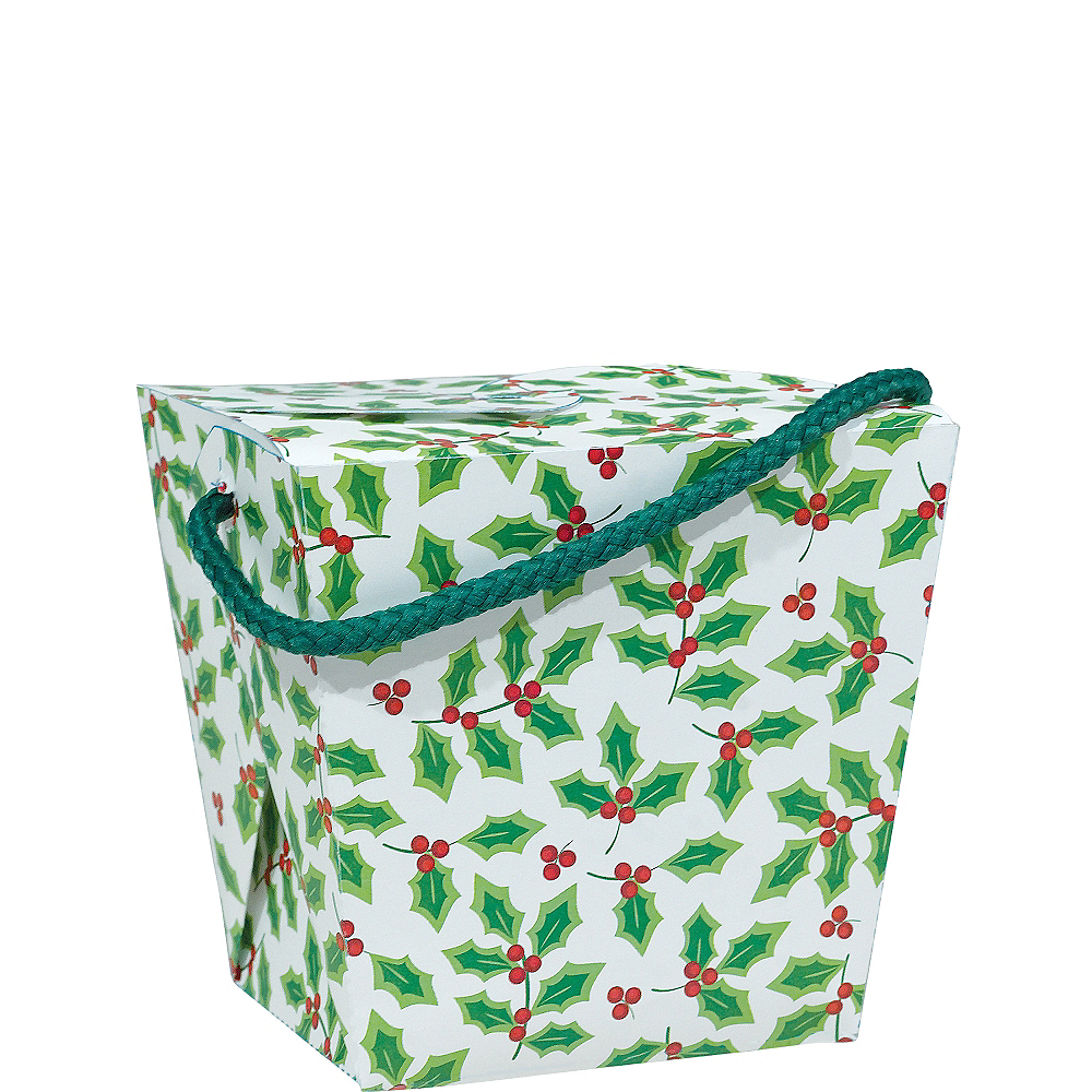 Holly Favor Box Image #1