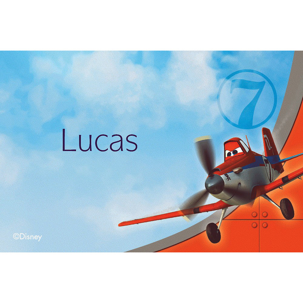 Custom Planes Thank You Notes Image #1