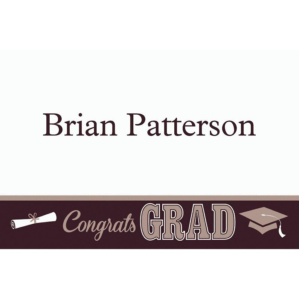 Custom Graduating Class Thank You Notes  Image #1