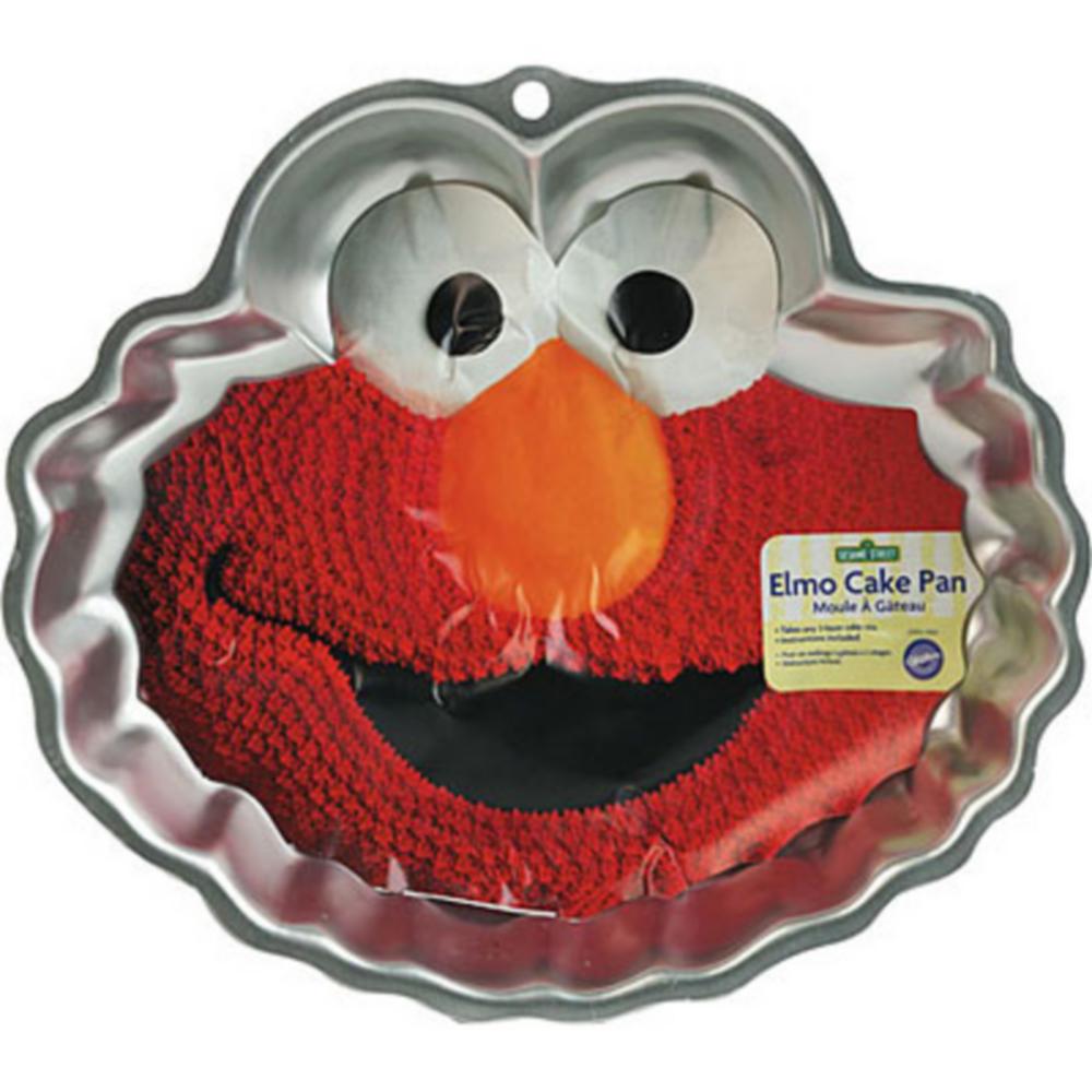 Wilton Elmo Cake Pan Image 1