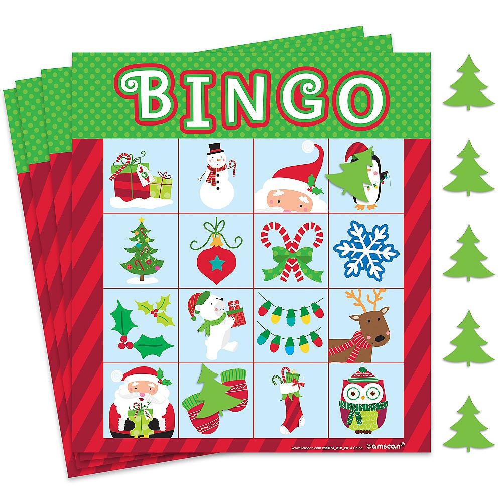 Christmas Bingo.Christmas Bingo