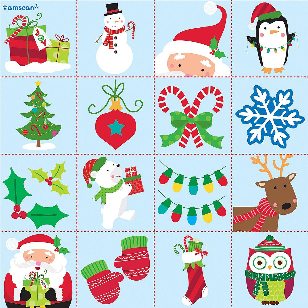 Christmas Bingo Image #2