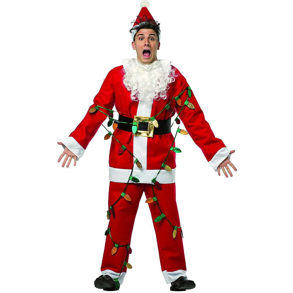 National Lampoon's Christmas Vacation Santa Suit Image #1