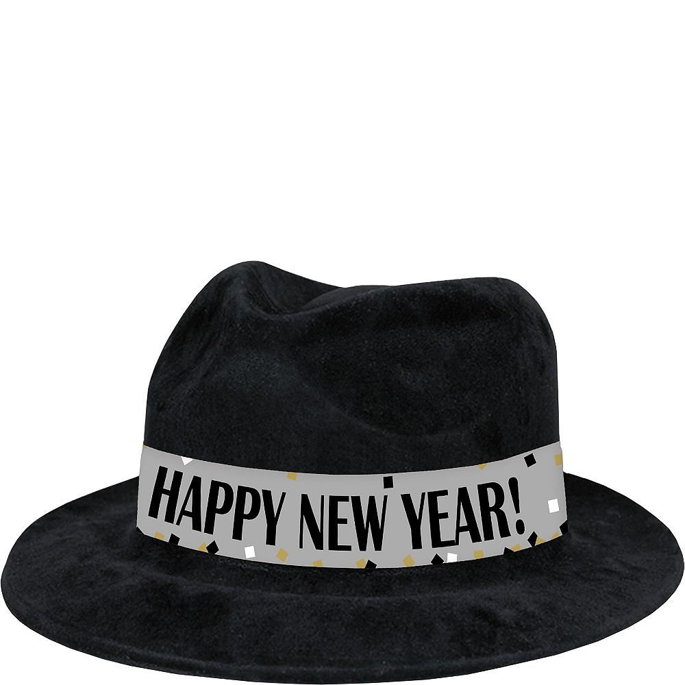 New Year's Fedora Image #1