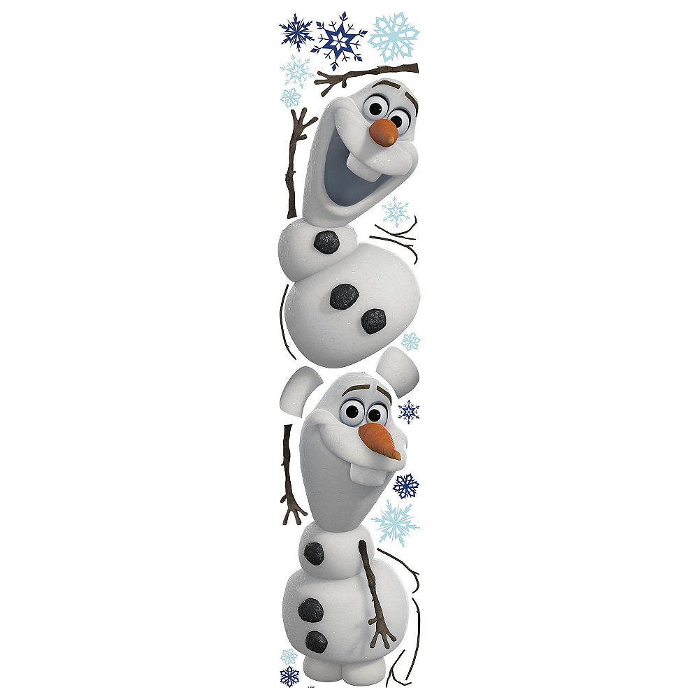 Olaf Wall Decals - Frozen Image #2