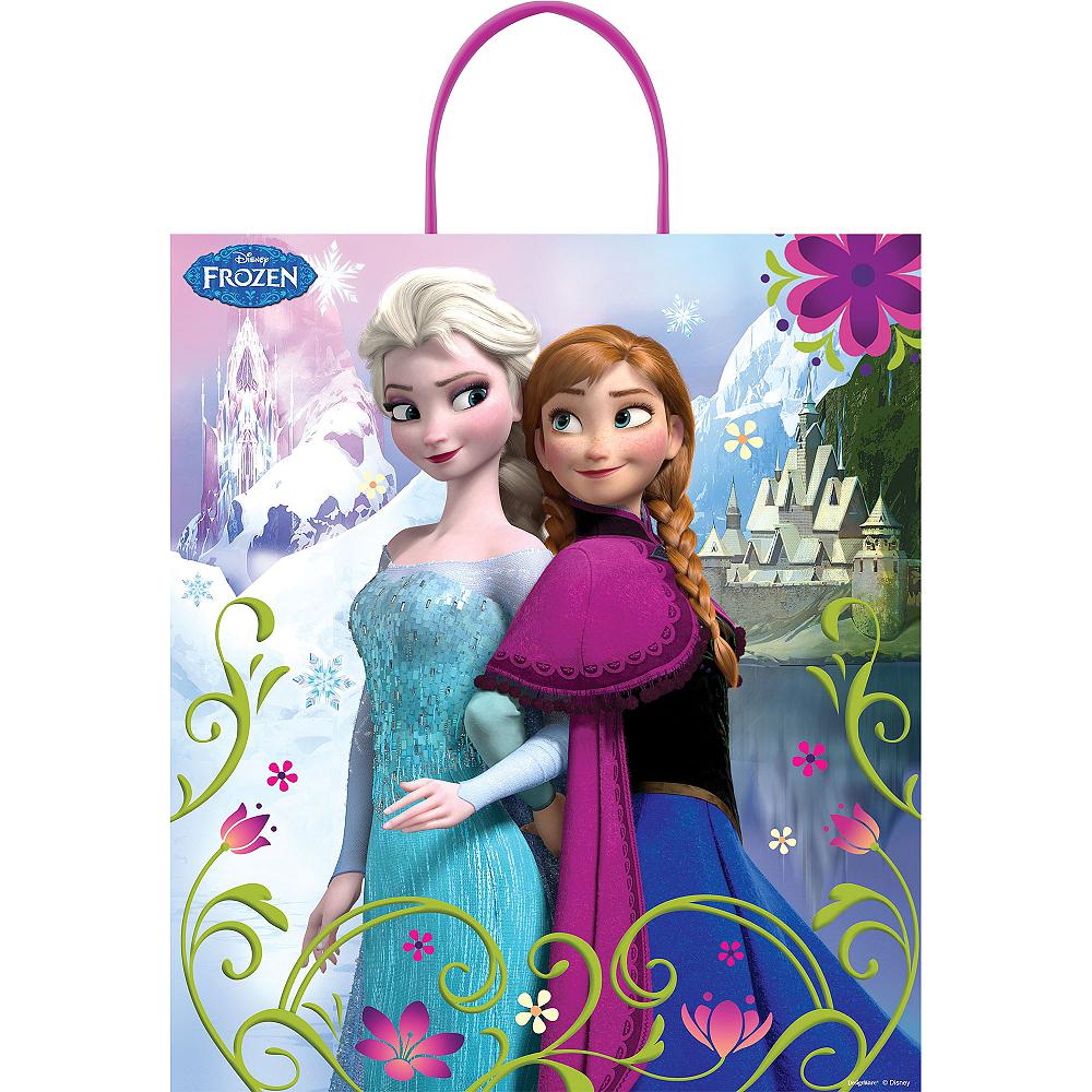 Frozen Trick or Treat Bag Image #1