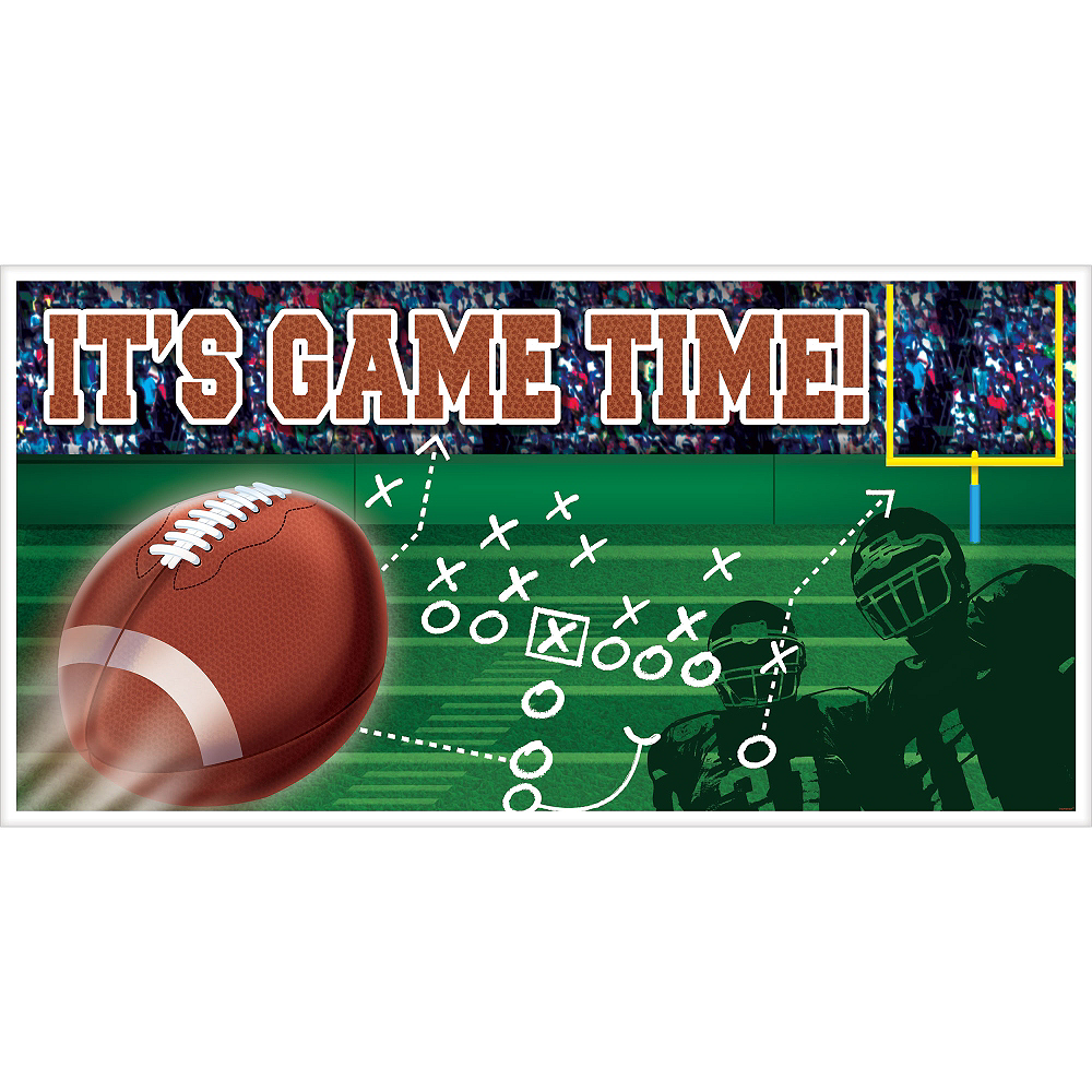 Game Time Football Banner Image #1