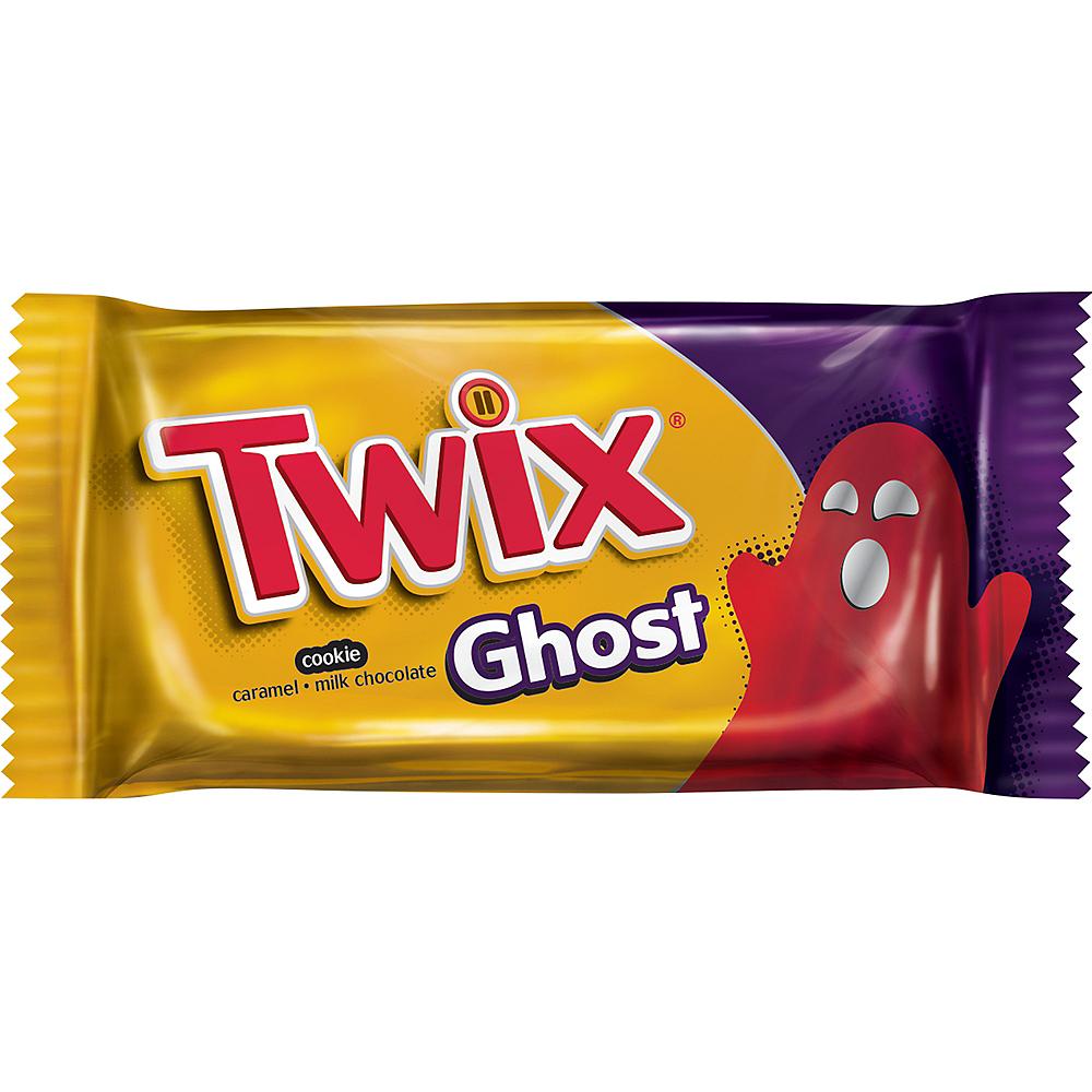 Milk Chocolate Twix Ghost Bar Image #1