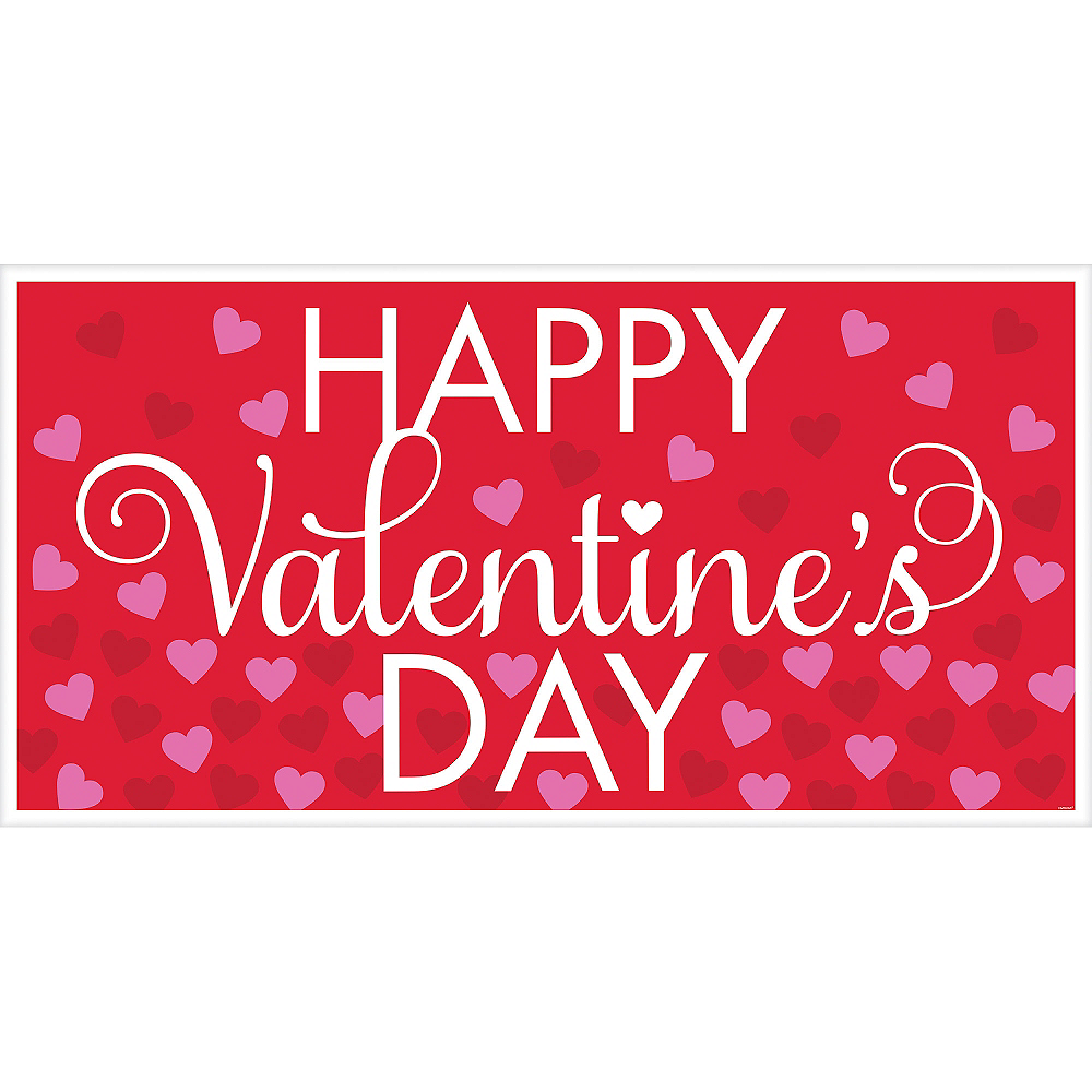 Happy Valentine's Day Banner Image #1