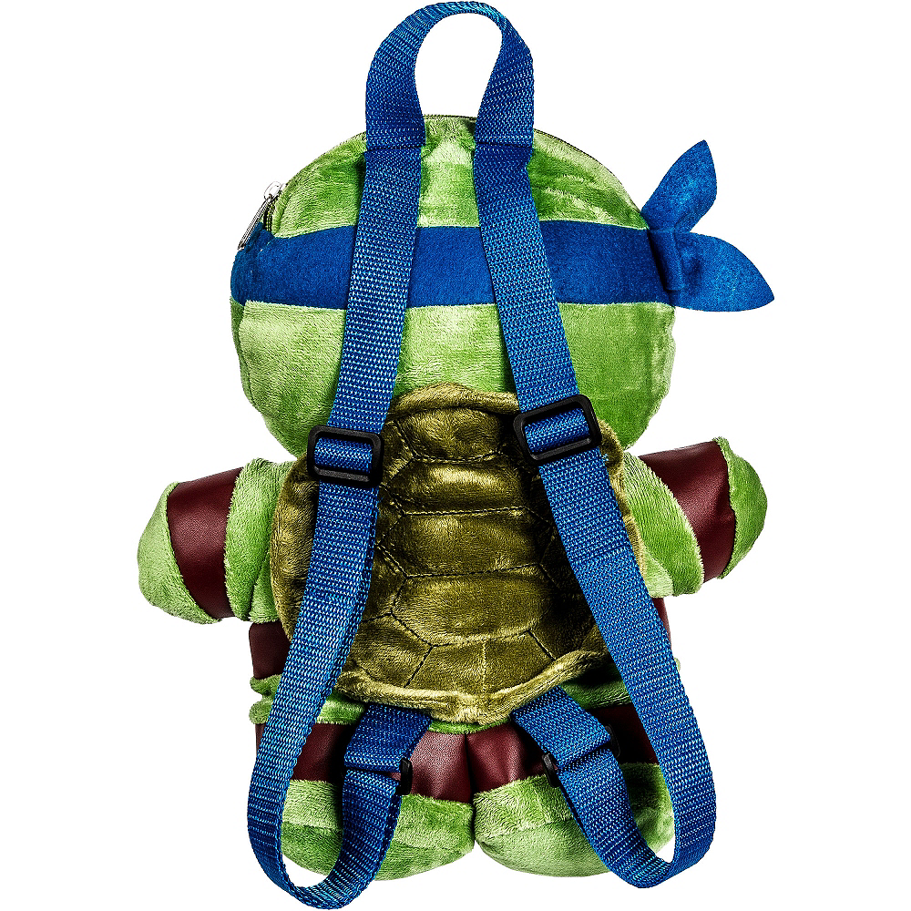Leonardo Plush Backpack - Teenage Mutant Ninja Turtles Image #2