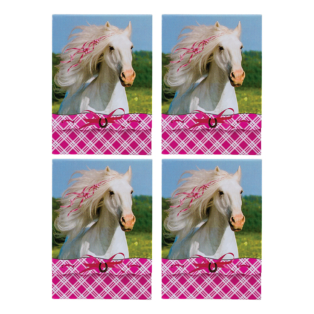 Heart My Horse Notepads 4ct Image #1