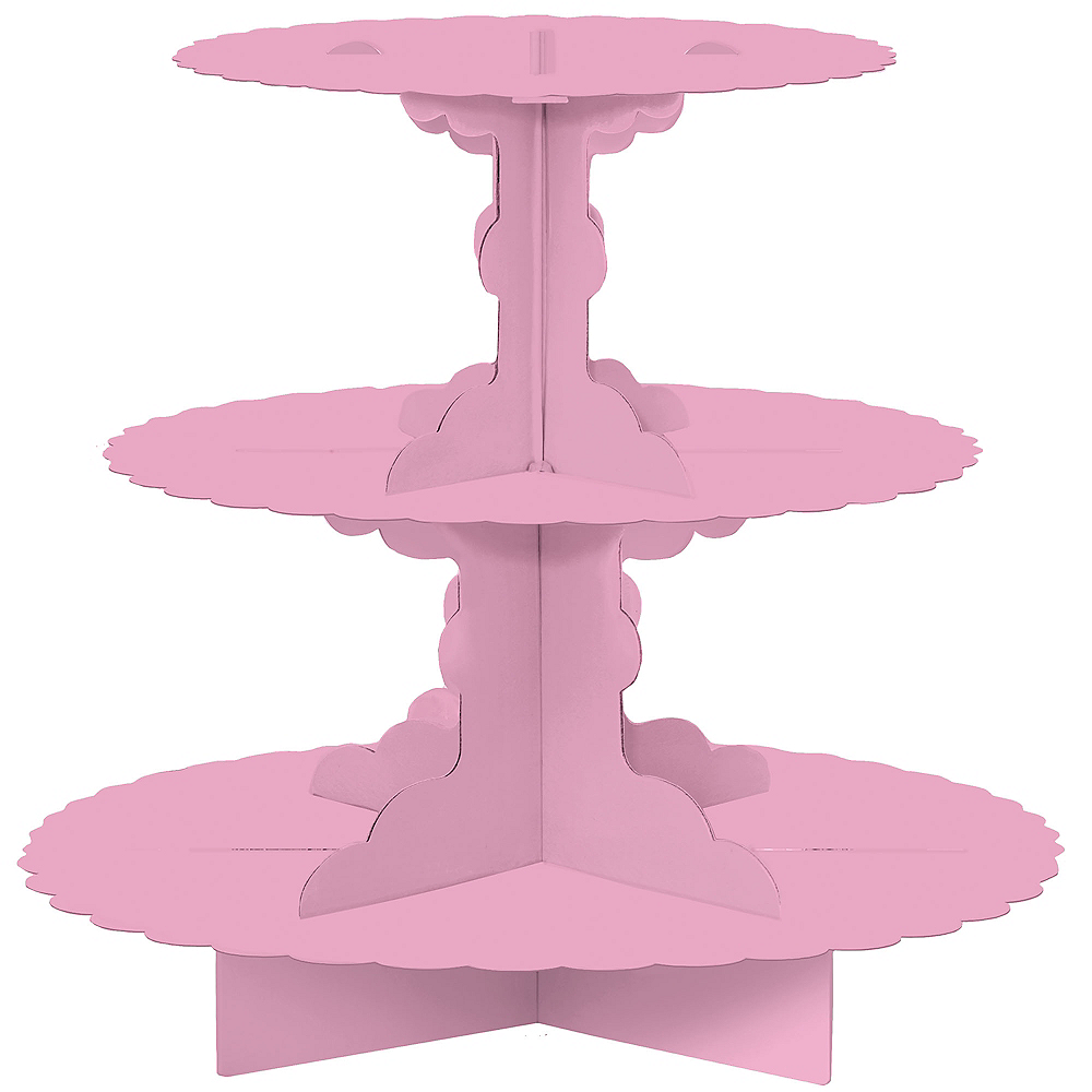 Pink Cupcake Stand Image #1