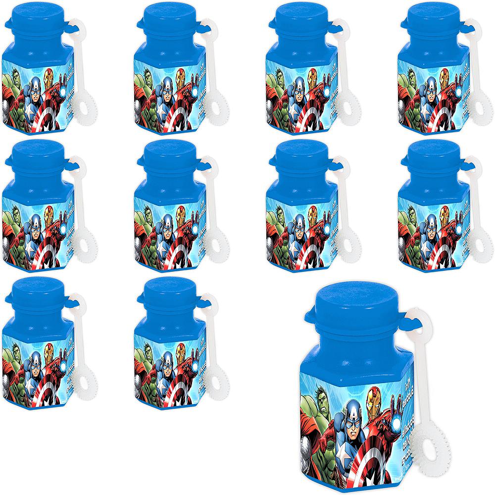 Avengers Mini Bubbles 48ct Image #1