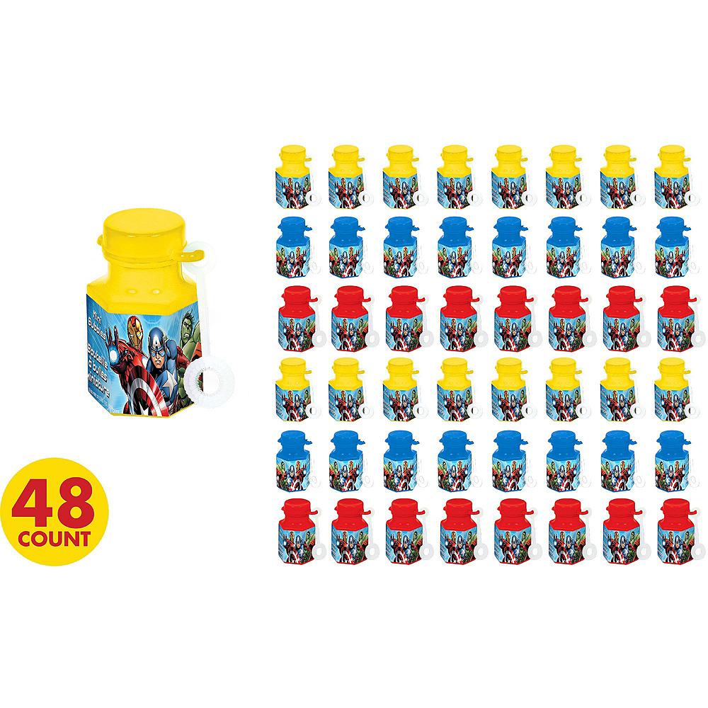 Avengers Mini Bubbles 48ct Image #2