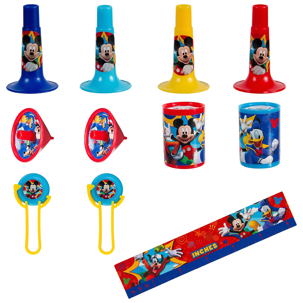 Mickey Mouse Favor Pack 100pc Image #1