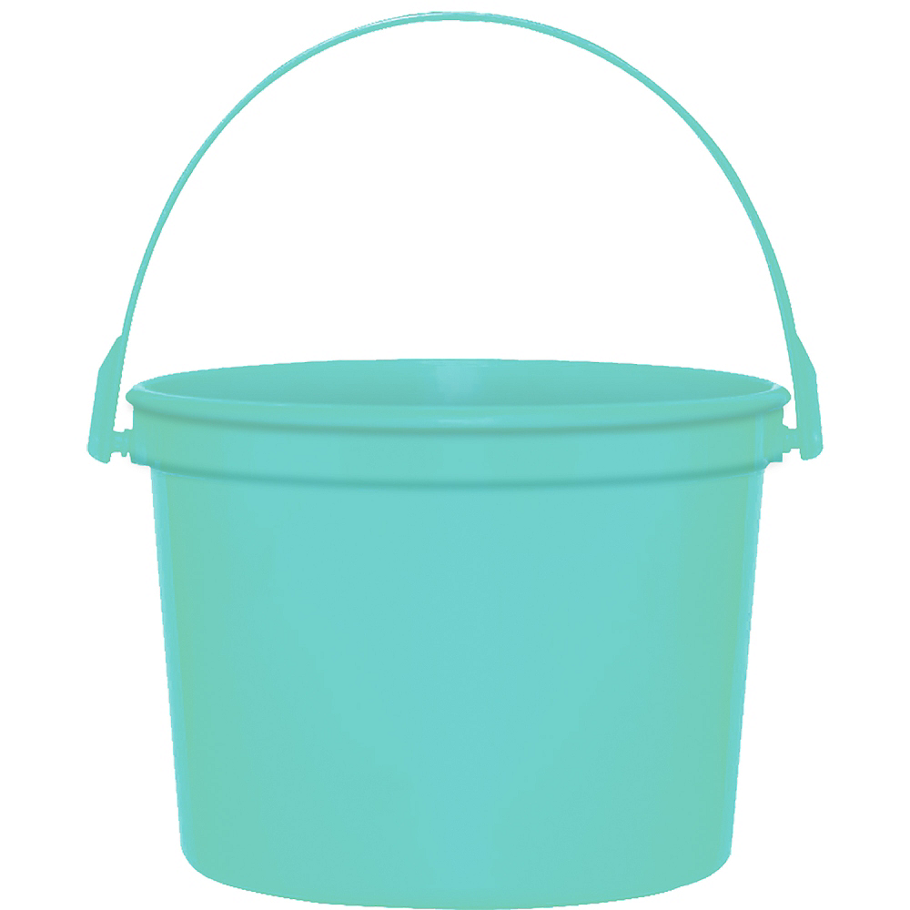 Robin's Egg Blue Favor Container Image #1