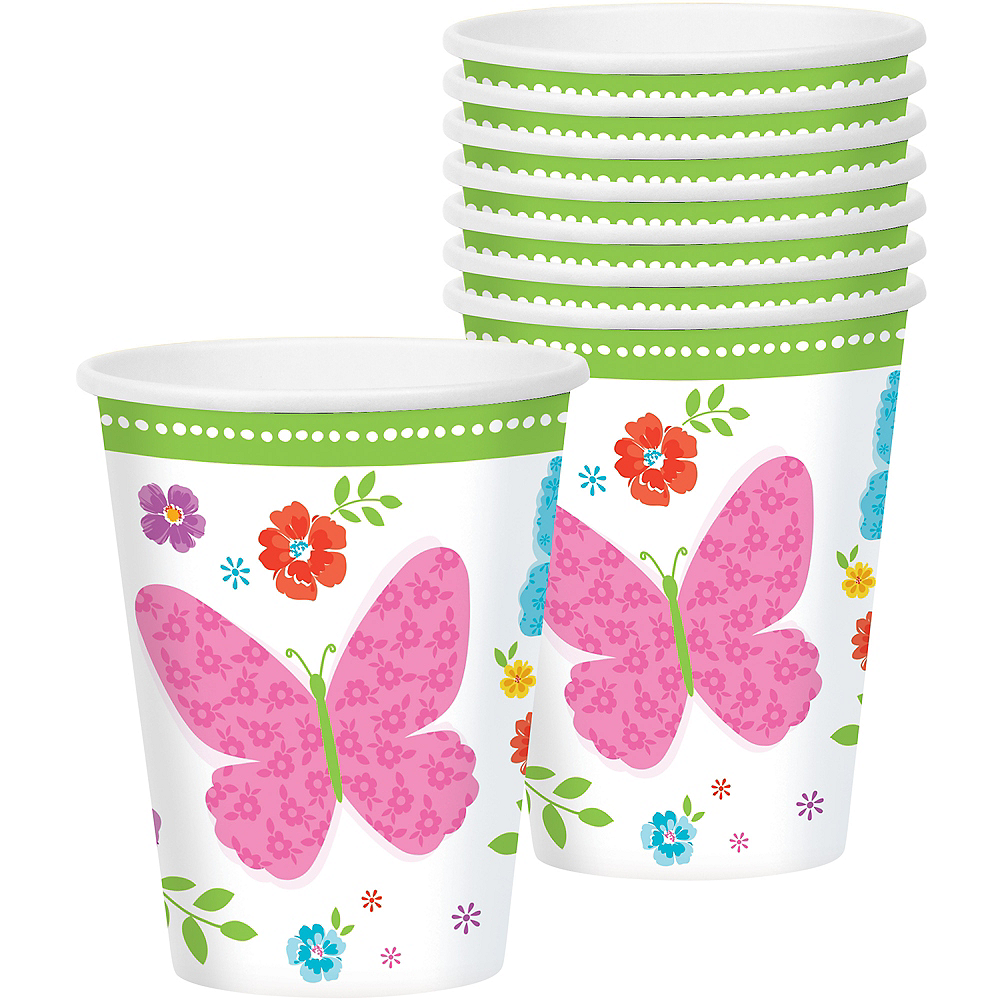 Celebrate Spring Cups 18ct Image #1