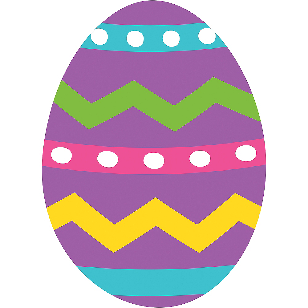 Easter Egg Cutout