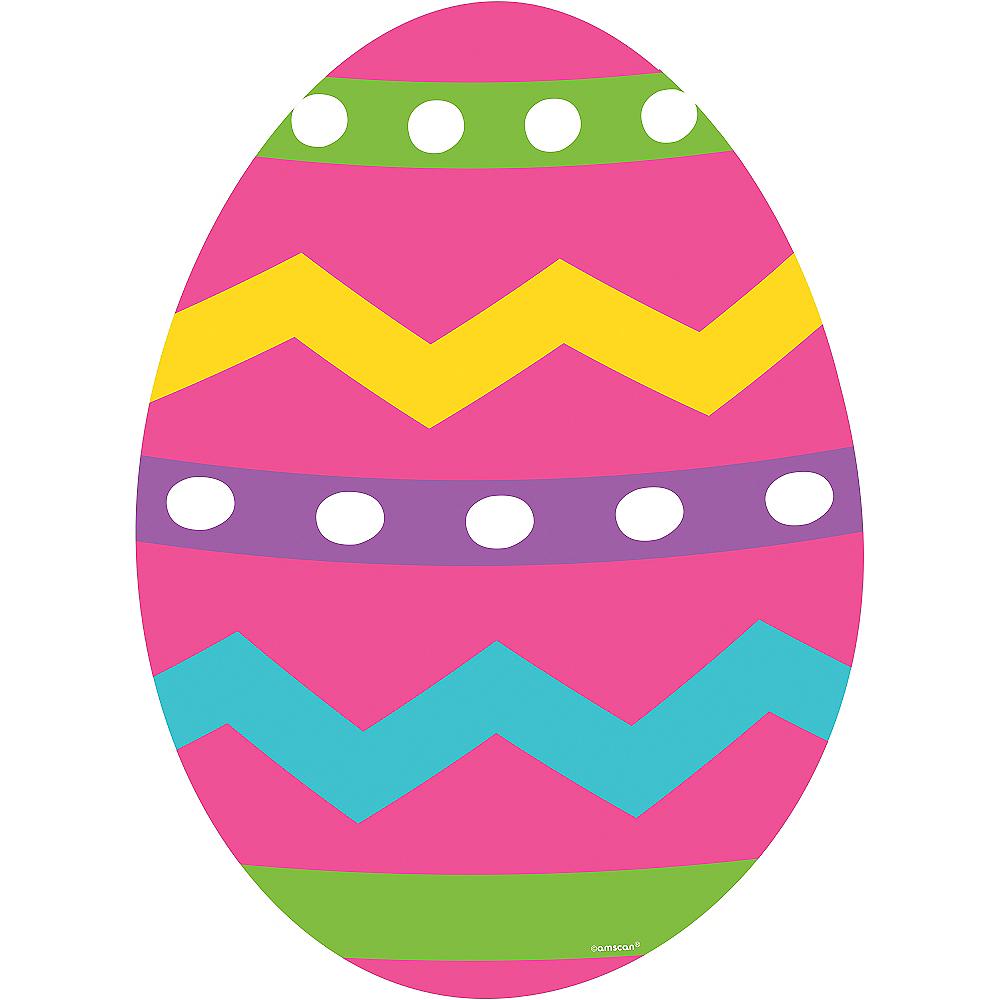 Easter Egg Cutout Image #2