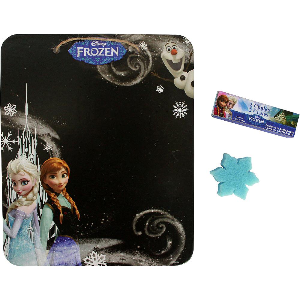 Frozen Chalkboard Sign Set 3pc Image #1