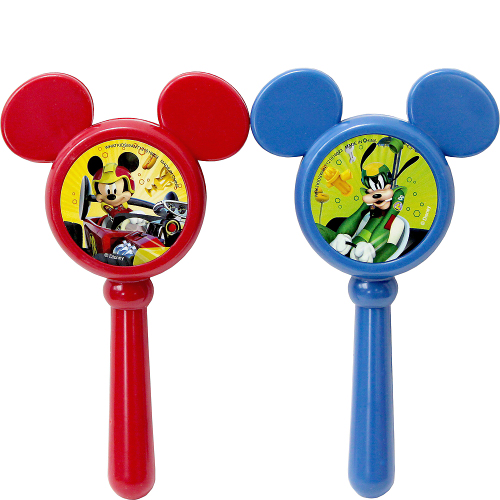 Mickey Mouse Maracas 2ct Image #1