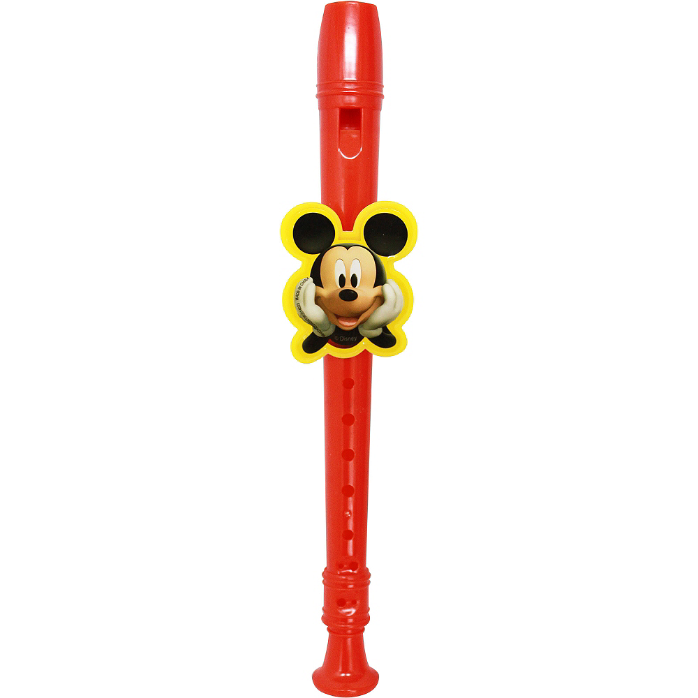 Mickey Mouse Flute Recorder Image #1