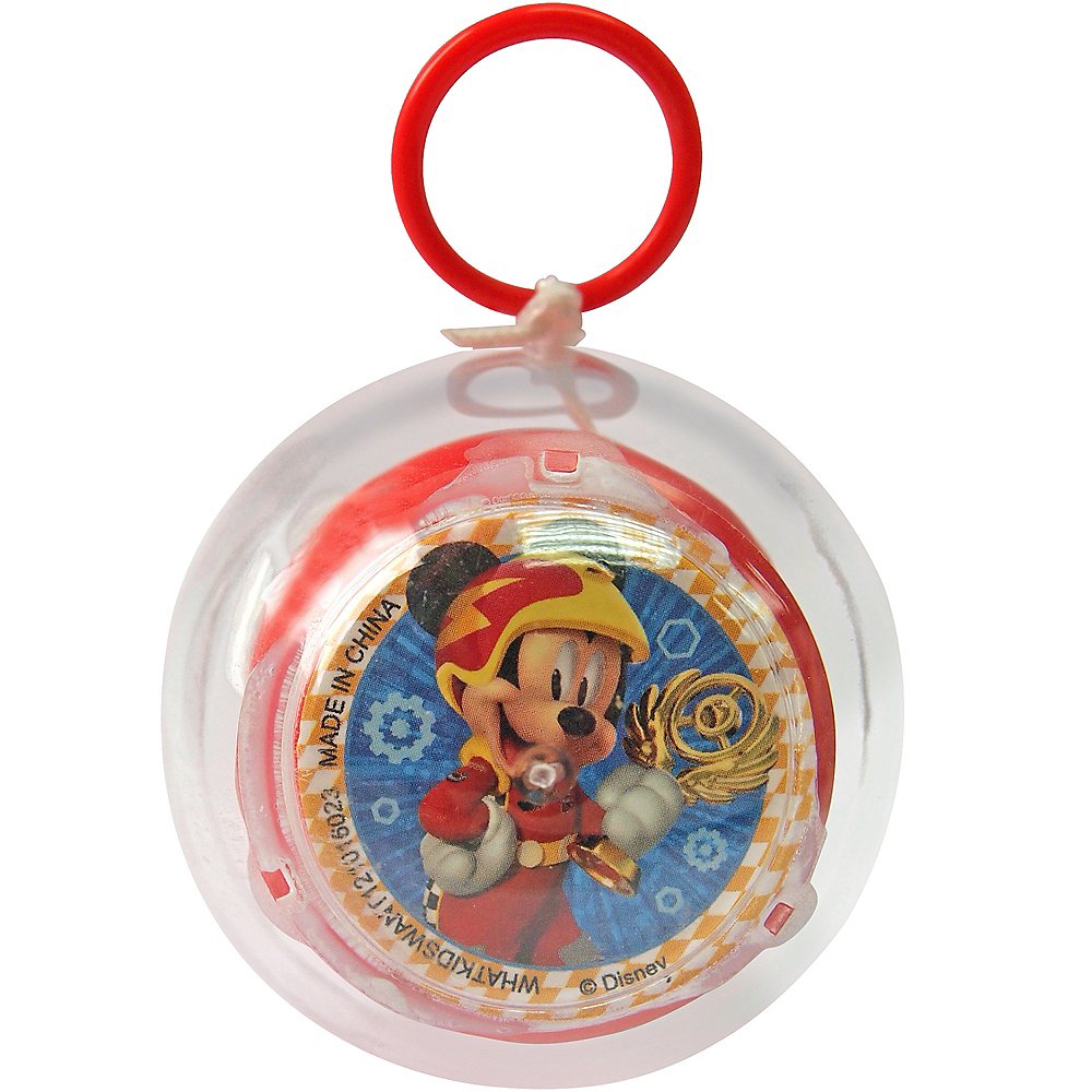 Mickey Mouse Auto-Return Yo-Yo Image #1