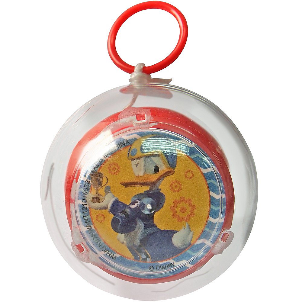 Mickey Mouse Auto-Return Yo-Yo Image #2