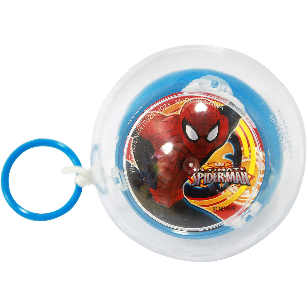 Spider-Man Auto-Return Yo-Yo Image #1