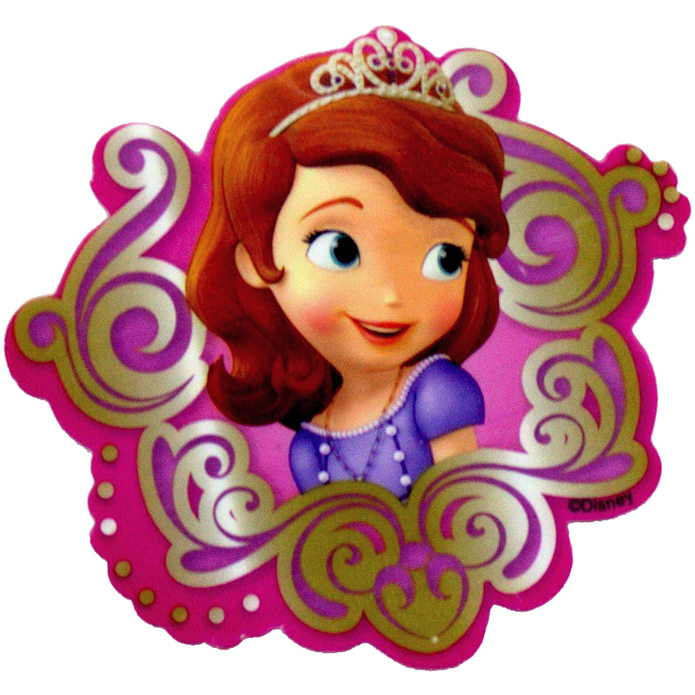 Giant Sofia the First Eraser Image #1