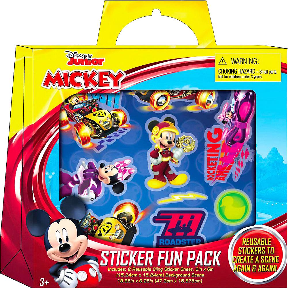 Mickey Mouse Sticker Activity Kit Image #1