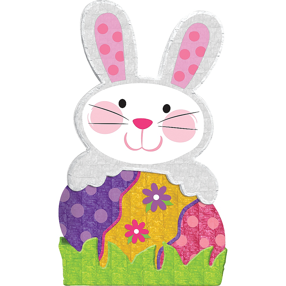 Giant Easter Enchantment Bunny Pinata Image #1