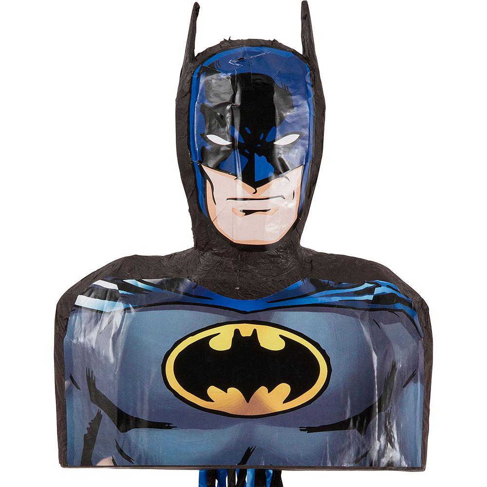 Pull String Batman Pinata Kit Image #2