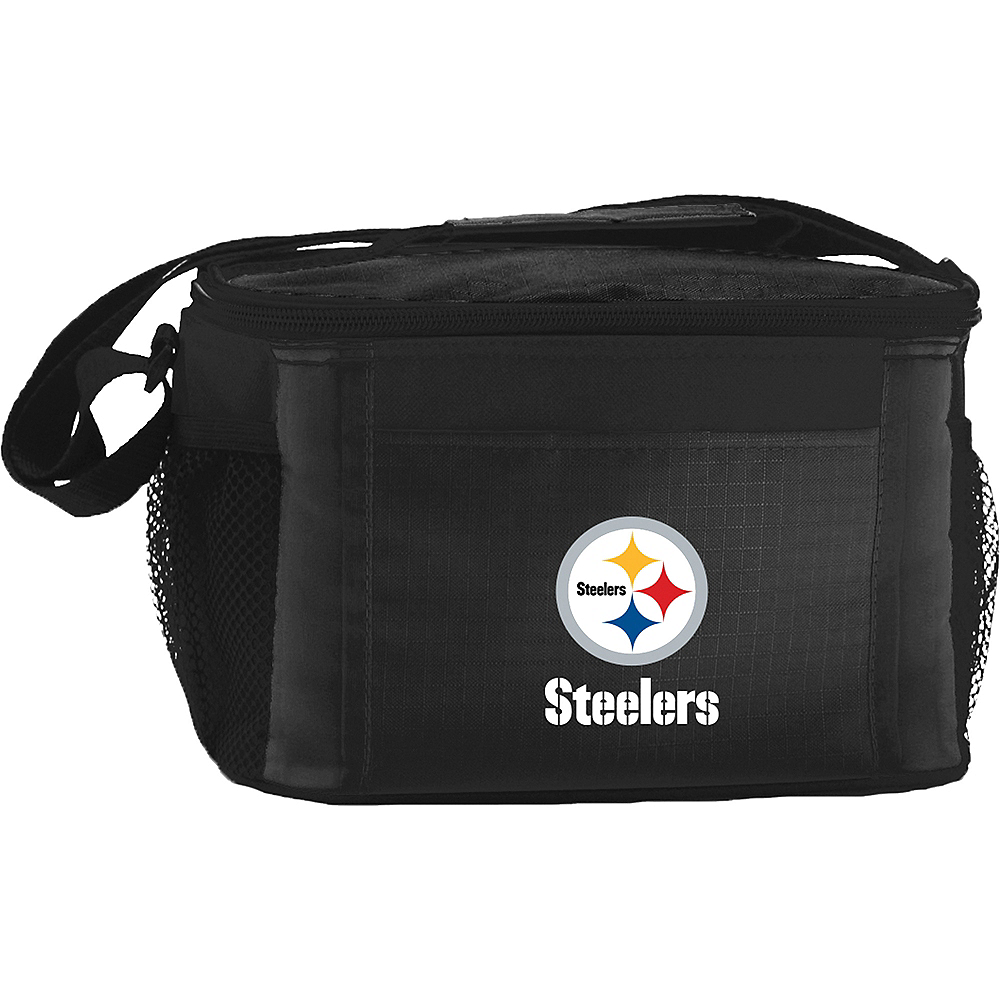 Pittsburgh Steelers 6-Pack Cooler Bag Image #1