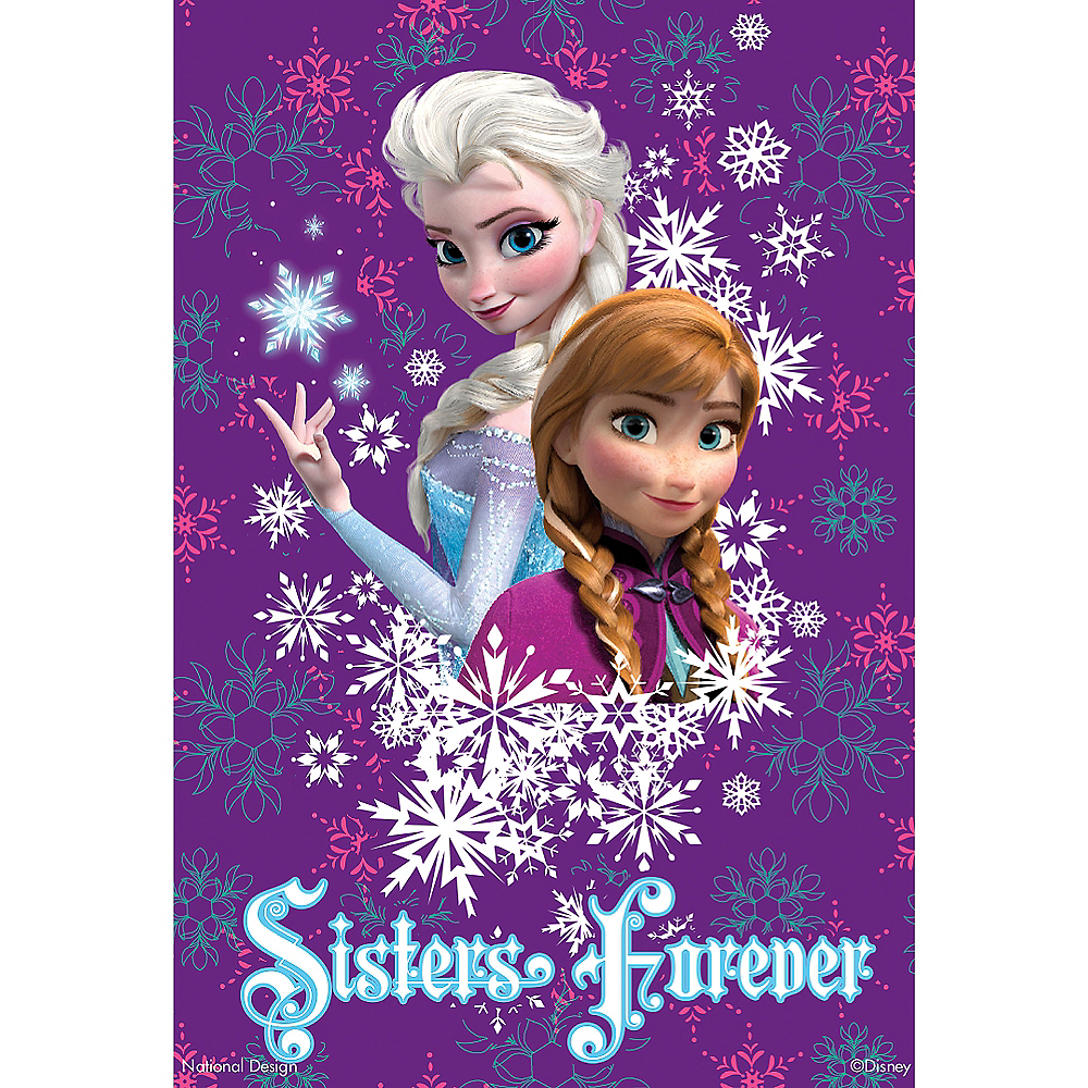 Sisters Forever Magnet - Frozen Image #1