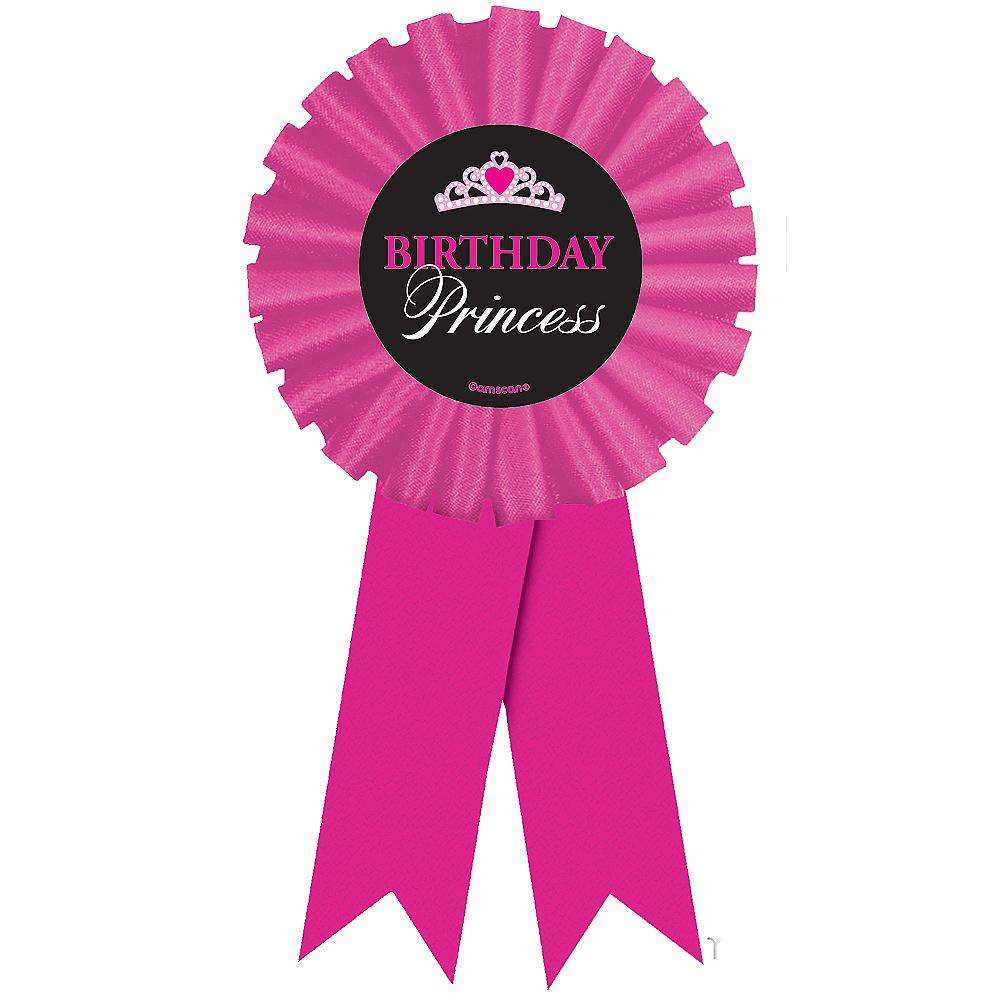 Birthday Princess Award Ribbon Image #1