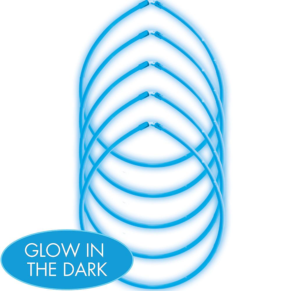 Blue Glow Sticks 5ct Image #1