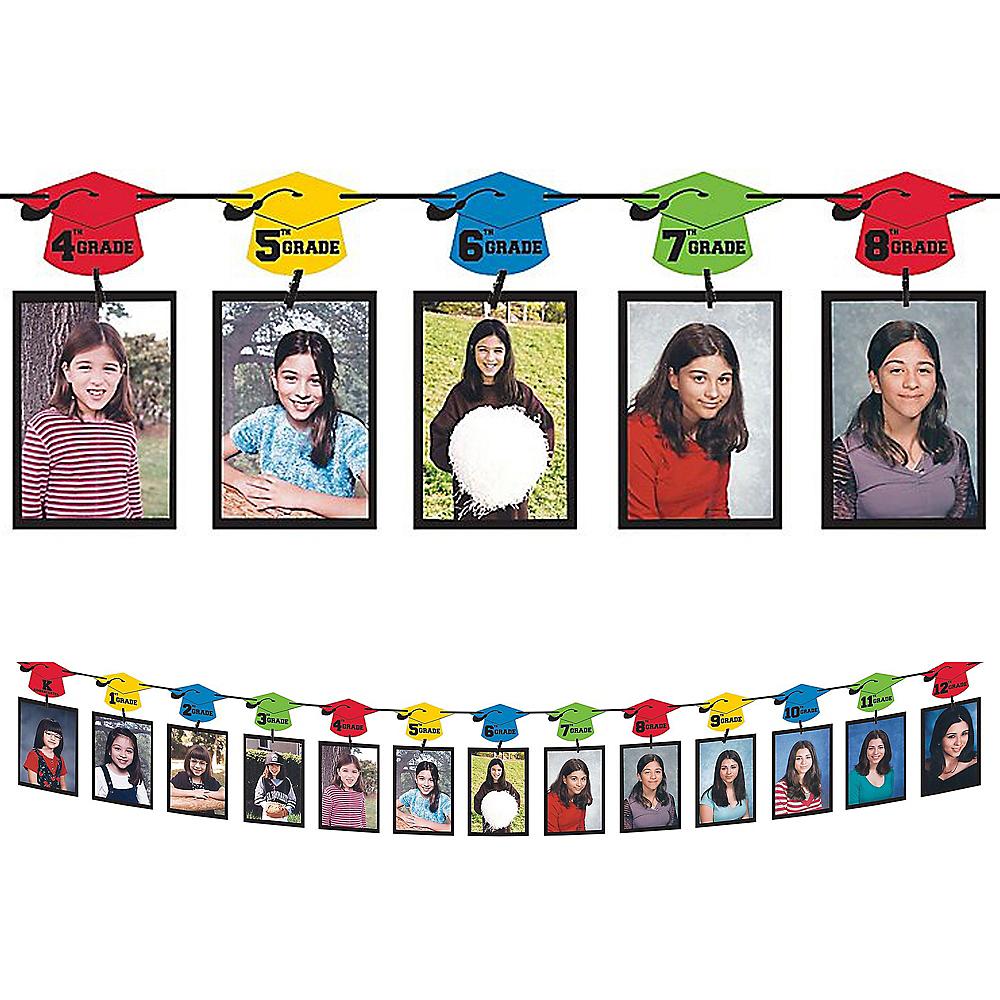 Graduation Photo Garland Image #1