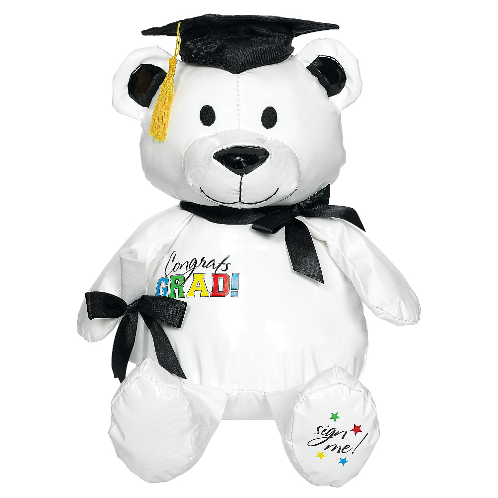 Nav Item for Graduation Autograph Bear Image #1