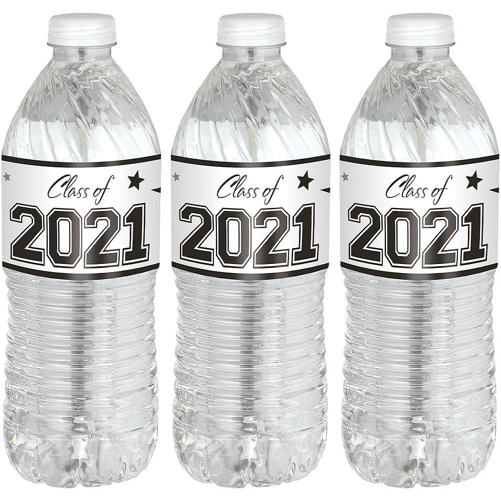 Graduation Bottle Labels 24ct Image #1