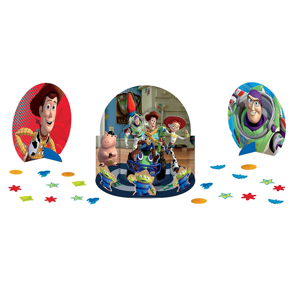 Toy Story Table Decorating Kit 23pc Image #1