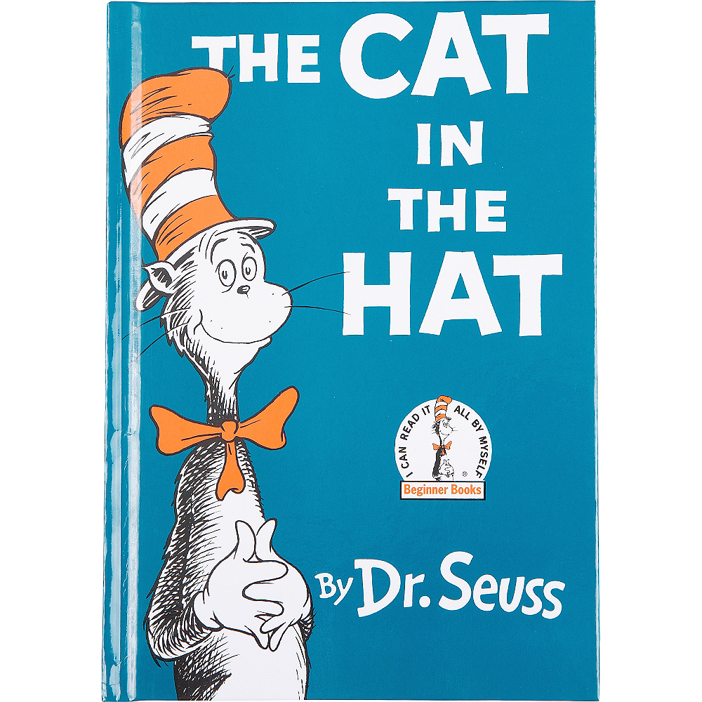 Dr. Seuss Cat In The Hat Book Image #1