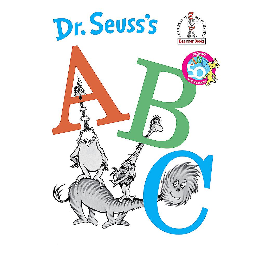 Dr. Seuss ABC Book Image #1