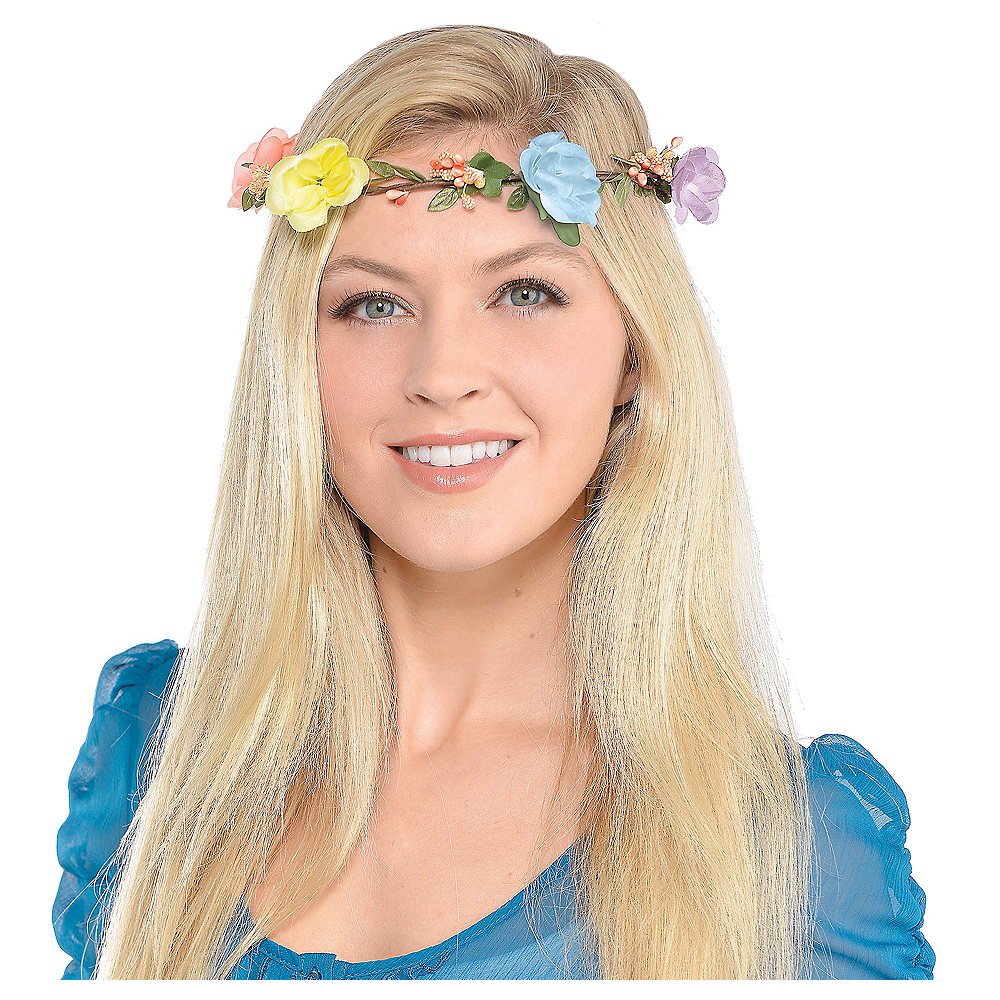 Floral Headwreath Image #1