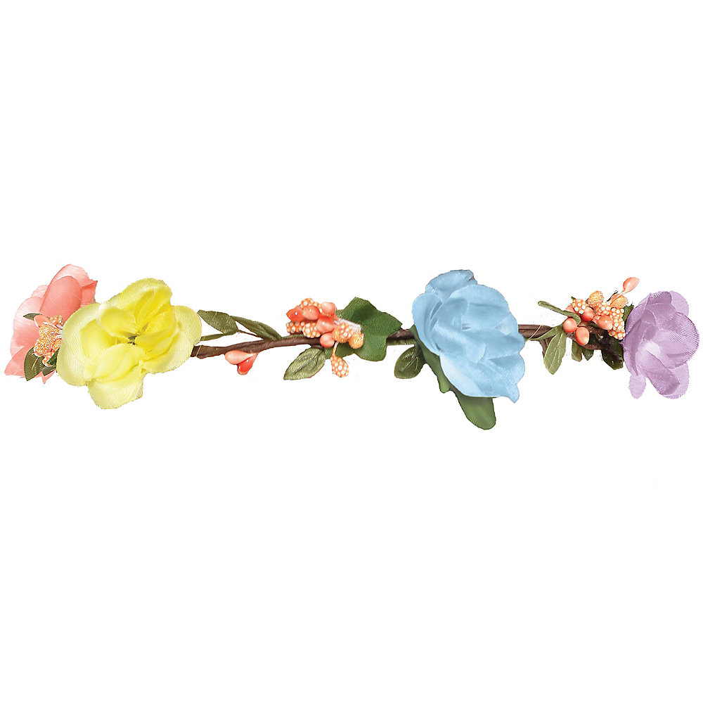 Floral Headwreath Image #2