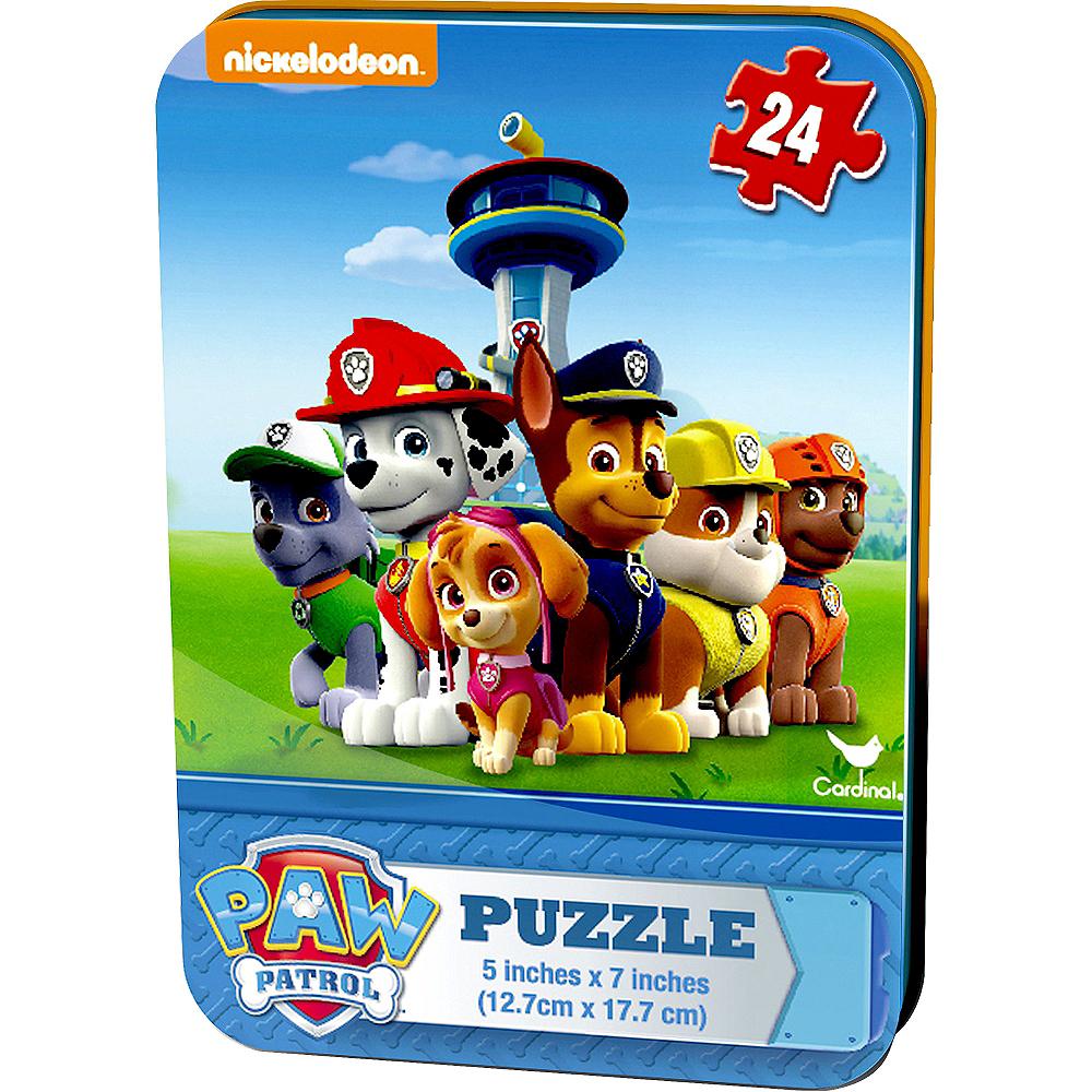 PAW Patrol Puzzle Tin 24pc Image #1